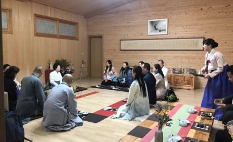 第十二届世界禅茶文化交流大会在韩国召开(综述)