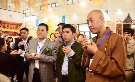 展览规模提升三倍 2018雪窦山佛文化展在浙江佛学院举行