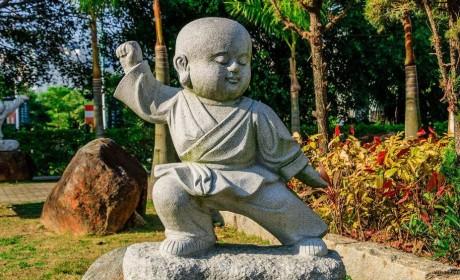 """寺院里只是静坐诵经?""""佛门运动会""""带你领略动中禅味"""