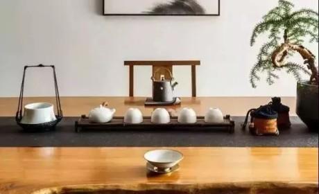 就算是蜗居,做好这几步也能拥有专属的迷你茶室