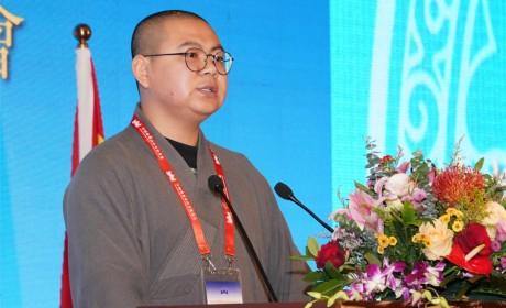 """2018中国佛教讲经交流会开演第一场""""如何建立信仰"""""""