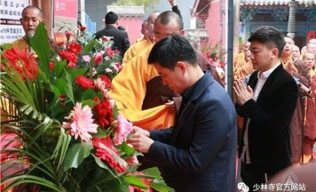 法宝重光——少林寺与荣宝斋联合举办千年佛经大展