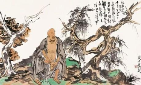 茶僧丨嗜茶的皎然:这位茶道第一人,也曾是陆羽的好基友