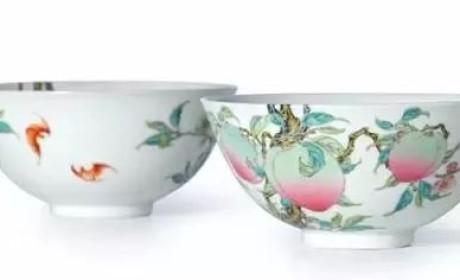 """粉彩瓷丨号称""""瓷中贵族"""",一举刷新了中国瓷器最高记录!"""