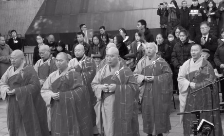 国家公祭日 | 南京大屠杀遇难同胞纪念馆两场特殊的活动   栖霞寺为何备受关注?
