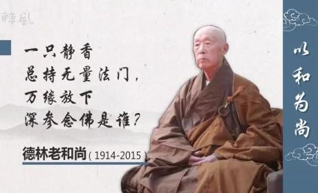 80年不离高旻寺,百岁高僧德林长老在坚守什么?