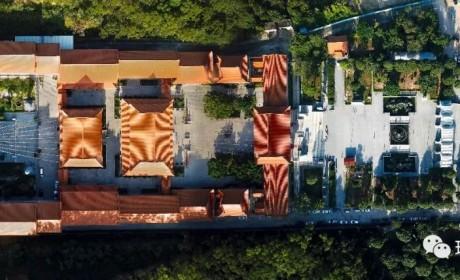 征邀启事 | 珠海普陀寺——佛教文化交流展览馆展厅内部设计征邀启事
