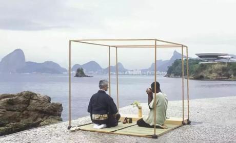 法国老人开了个无法复制的茶室,一生只能饮一次!