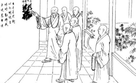 元宵节里品读禅师故事 与祖师一起做个猜谜小能手