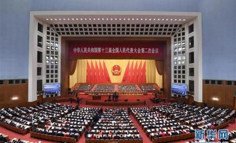 李克强总理在政府工作报告中,关于宗教工作说了什么?