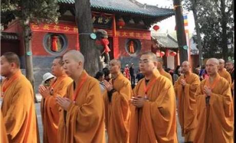 三坛大戒进行时!为什么这一庄严盛事在佛门如此重要?