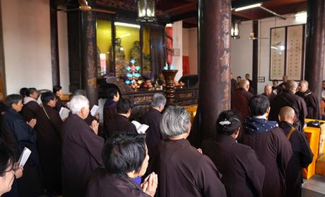 纪念禅宗三祖僧璨大师诞辰1507周年 安徽天柱山三祖禅寺举办禅文化节庙会