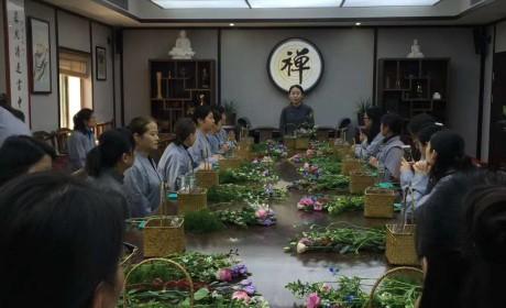 从春天出发 向着究竟觉悟那方——九华山上禅堂春季系列学修活动圆满