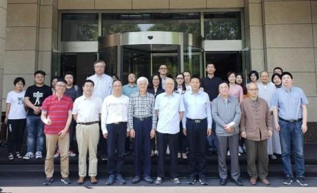 """""""佛教中国化:问题、方法与思路""""学术工作坊在上海大学举办"""