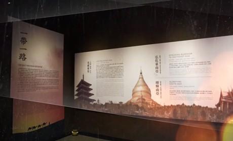 布展精致!带你走进珠海普陀寺佛教文化展馆