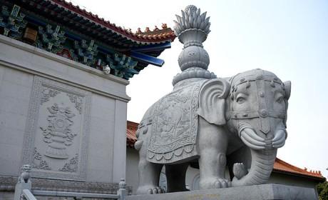 班禅率千余名藏传佛教僧人举行法会 祈福中华国运昌隆、民族团结