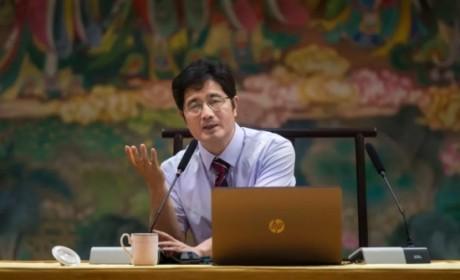 张文良教授作专题学术讲座:日本佛教史上的僧兵