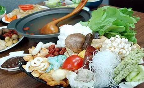 素食丨秋风起,教你做个素食火锅