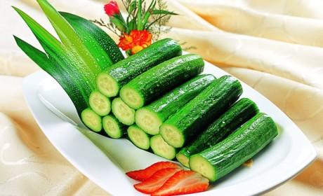 素食丨黄瓜养生的效果你想不到