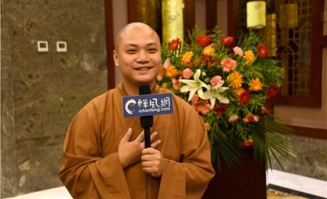 佛门寺院要如何管理?来听听这位新晋住持怎么说