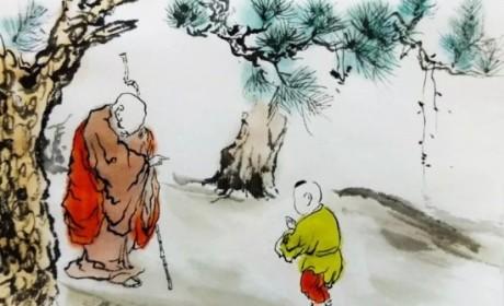 弘忍大师 | 四祖道信禅师传法于五祖弘忍大师的宿世因缘