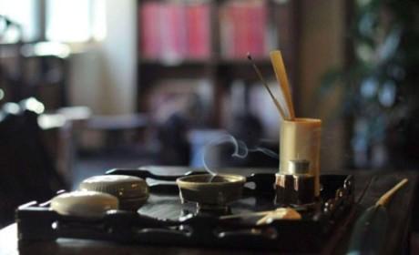 焚香燕居 一种自然而风雅的精神享受禅意生活