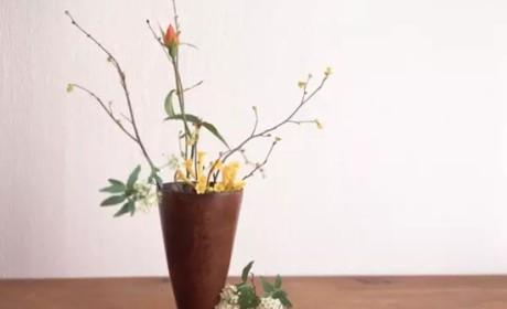 花道:以花为引 闲静无昧禅意生活