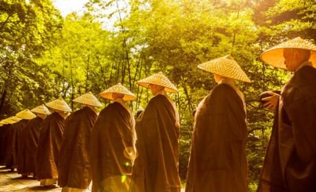 为什么僧人要行脚?来看看从唐代流传至今的佛门传统