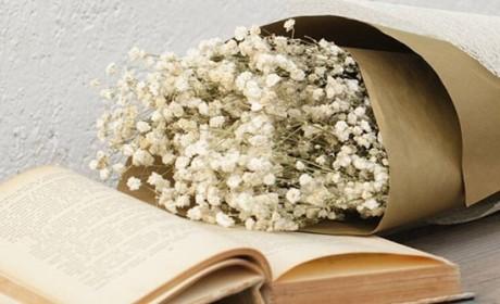 唯美人生:巧做干花让鲜花常开不败