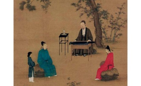 刘健(著):《古琴八论》之琴制、琴材、琴史
