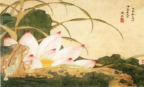 中国画中十大吉祥植物的寓意