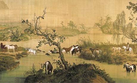 """中国书画里的""""气"""",没有它,书画本身就没有生命力"""