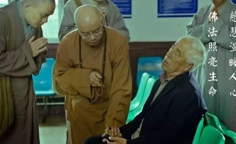 为陌生人祈福 与生命赛跑…这些僧人的暖心之举治愈了无数人