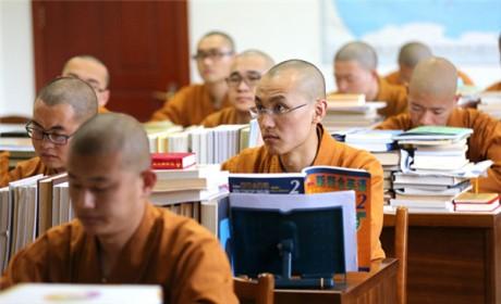 培养一位僧人有多难?大咖云集中国佛学院探讨新时期佛教教育