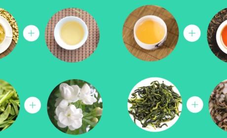 茶界混搭玩得6!独家推荐调配茶秘方,颠覆味蕾营养翻倍