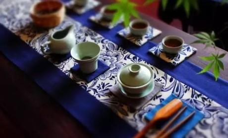 """这份茶席攻略真skr!喝茶也能喝出""""仙气儿""""来!"""