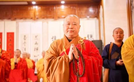 方丈新年祝福 | 2019年元旦,上海玉佛禅寺觉醒大和尚送祝福!