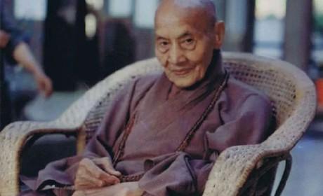 """""""佛教界国宝""""也爱玩套路?广钦老和尚竟用这种方式教弟子..."""