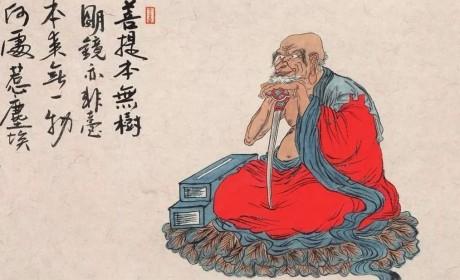 缅怀六祖惠能大师!他的传奇故事 每一段都能启发到你