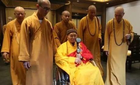 四海哀恸!第一位去美国弘法的中国比丘妙峰长老溘然辞世