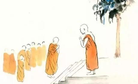 父亲节吉祥!佛陀开示众生为人子女与为人父亲的智慧