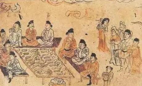 古人是怎么讲究吃素的?千年的中华美食文化少不了素的身影