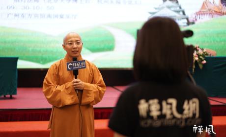 """""""佛教中国化""""引发热议 来看看这五位硕博法师如何理解?"""