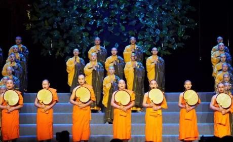三大语系同台演出 这场慈孝感恩音乐会的背后意义重大
