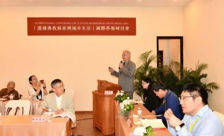 """""""汉传佛教与亚洲城市生活""""国际学术研讨会在新加坡举办"""