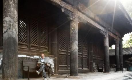 老外花5年在故宫边修复了一座寺庙,不收门票,免费开放