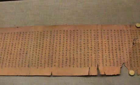 舍身求经的他 开启了中国僧人西行求法之路