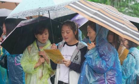 成都文殊院举行2019年秋季放生活动,僧俗弟子为新中国成立70周年庆生