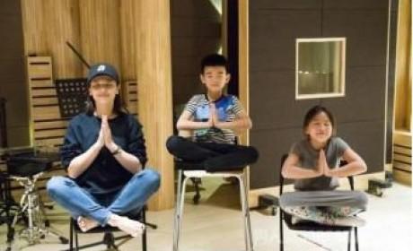 从学佛、吃素到做公益, 41岁的刘涛满满正能量!
