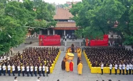 【活动集锦】献礼新中国成立70周年 · 福建省佛教界在行动